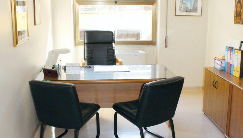 La stanza dell'Amministratore